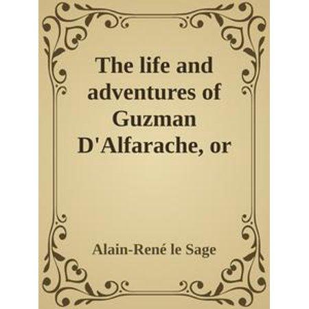 Spanish Sage (The life and adventures of Guzman D'Alfarache, or the Spanish Rogue vol. 3/3 -)