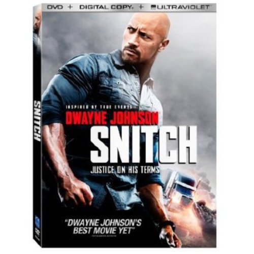 Snitch (DVD   Digital Copy   UltraViolet) (With INSTAWATCH) (Widescreen)