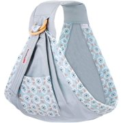 Baby Wrap Carrier Multifunctional Breathable Hands Free Baby Carrier Sling Ideal for Baby Registry