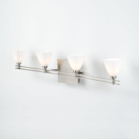 Holtkoetter 5584 4 Light Ludwig Low Voltage Bathroom