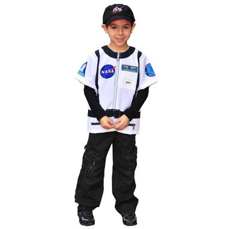 My 1st Career Gear Astronaut Dress-up Shirt Costume for Kids - Costume Stores In My Area