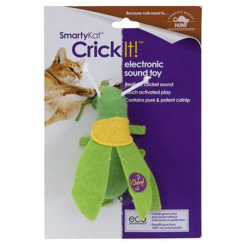SmartyKat Crickit Cat Toy