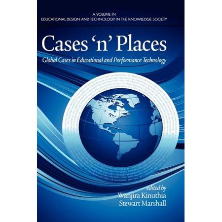 Cases'n'Places: Global Cases in Educational and Performance Technology (HC) (Educational Des... - image 1 de 1