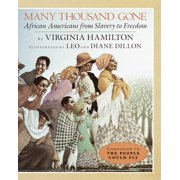 Many Thousand Gone : African Americans from Slavery to Freedom
