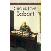 Dover Thrift Editions: Babbitt (Paperback)
