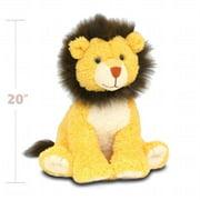 Beverly Hills Teddy Bear Company 8181 Worlds Softest Plush 20 in. Lion Worlds Softest Plush