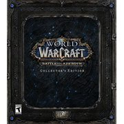 World of Warcraft Battle for Azeroth Collectors Edition - PC