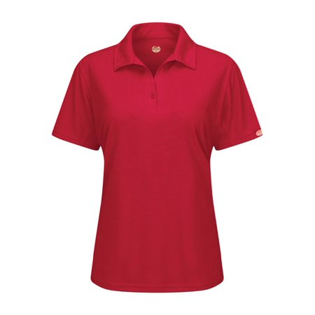 Womens Short Sleeve Professional Polo