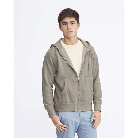 Fleece Full Zip Hooded Sweatshirt