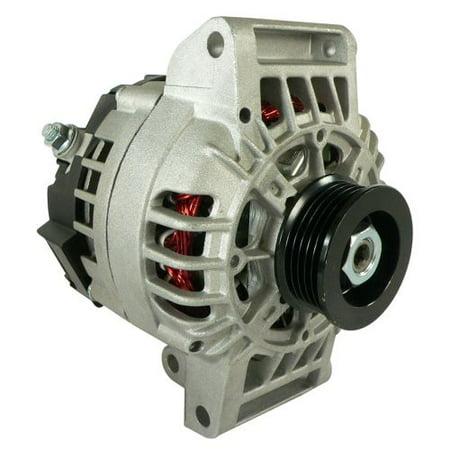 DB Electrical AVA0031 New Alternator For Chevrolet 2.2L 2.2 Malibu 04 05 06 07 08 2004 2005 2006 2007 2008, 2.4L 2.4 Saturn Ion 06 07 2006 2007 15781434 22633656