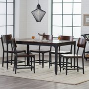 Belham Living Trenton Wood and Metal 60 in. Dining Table