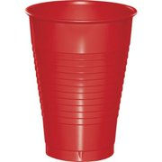 Creative Converting Classic Red 12 Oz Plastic Cups, 20 ct