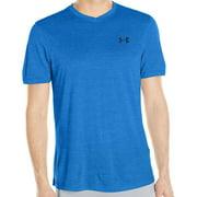 Men's UA Tech Velocity V-neck Loose Fit Anti Odor Short Sleeve T-Shirt