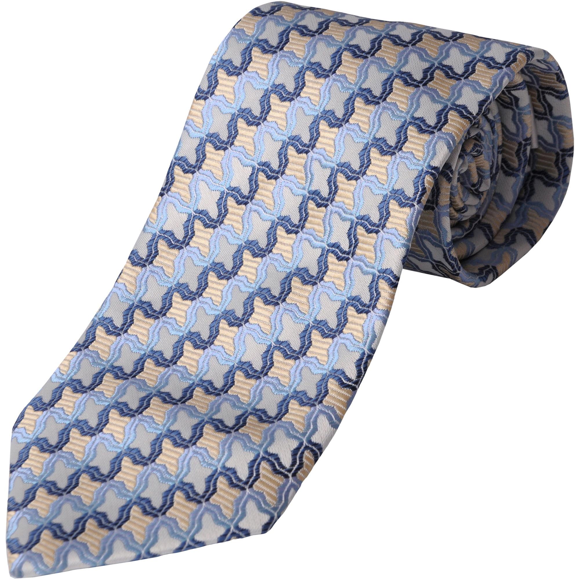 Daxx St. P Mens Microfiber Tie and Hanky Set