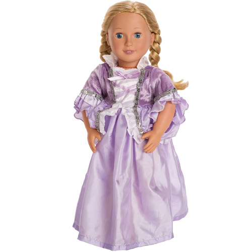 Little Adventures Doll Outfit, Royal Rapunzel