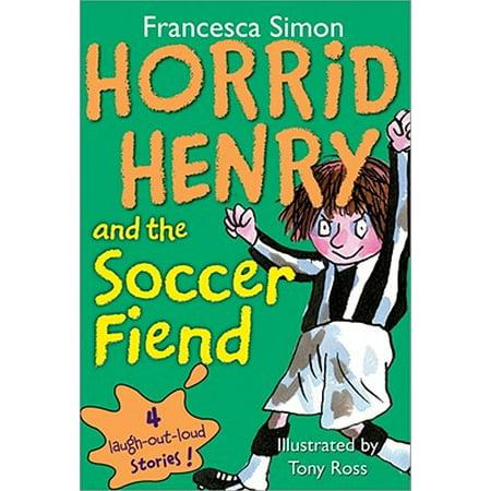Horrid Henry and the Soccer Fiend - Horrid Henry Halloween