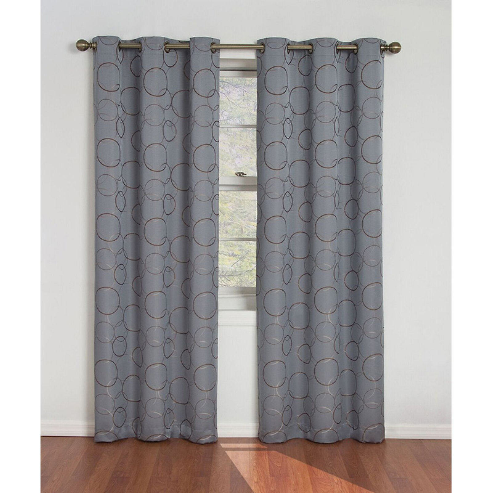 Eclipse Meridian Blackout Window Curtain Panel by Ellery Holdings LLC
