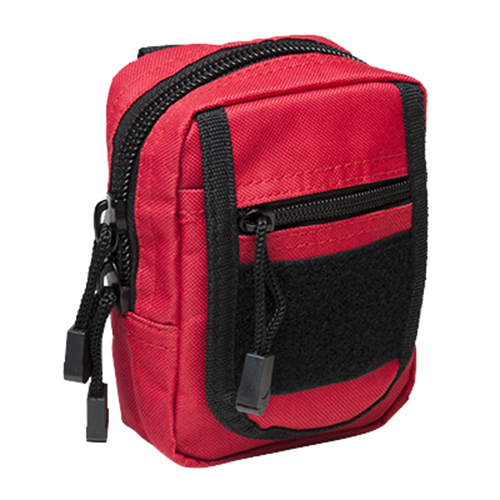 NcStar Vism Utility Pouch, Small, Red