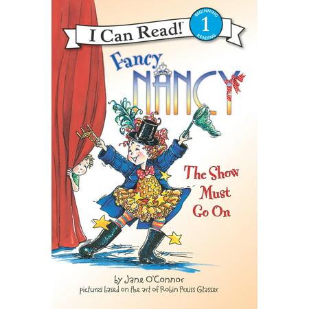 Fancy Nancy: The Show Must Go On - eBook - Comic Book Fancy Dress