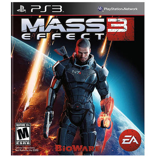 Mass Effect 3 (PS3) - Pre-Owned