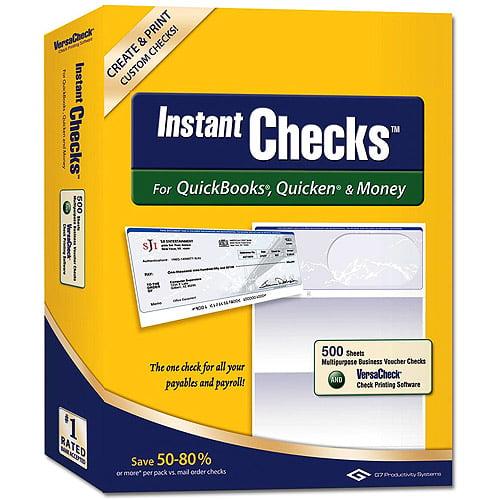 Instant Checks: Form 1000 Blue Prestige - Business (PC)