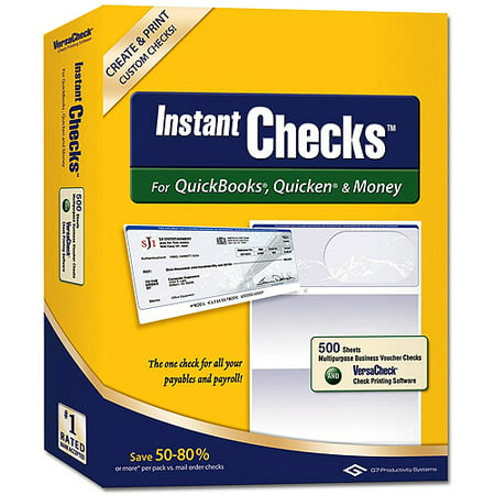 Instant Checks: Form 1000 Blue Prestige - Business (PC)