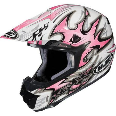 - HJC 720-989 Visor for CL-X6 Frenzy Helmet - MC-8 Pink