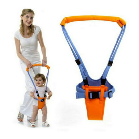 Baby Walking Assistant Toddler Walking Harness Handle Baby Walker, Standing Up and Walking Learning Helper for Baby, 4 In 1 Functional Safety Walking Walker Harness for Baby 7-24 (6 Month Old Waking Up Every 2 Hours)