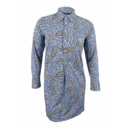Lauren Ralph Lauren Women's Paisley Jersey Sleepshirt