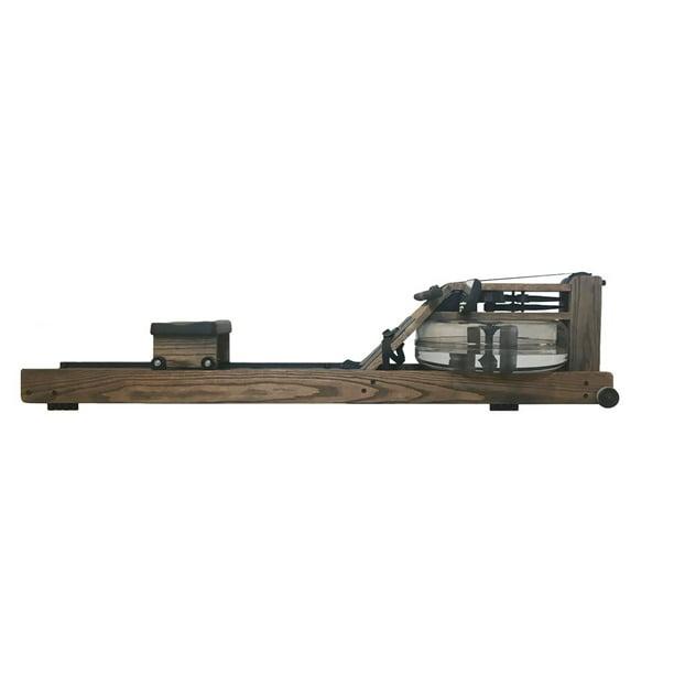 Waterrower Vintage Oak Rowing Machine With S4 Walmart Com Walmart Com