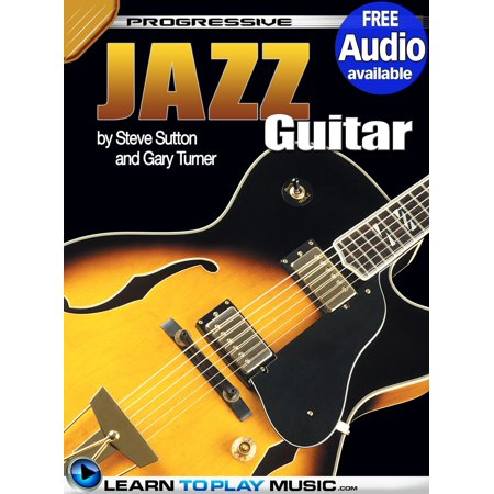 Jazz Guitar Lessons for Beginners - eBook