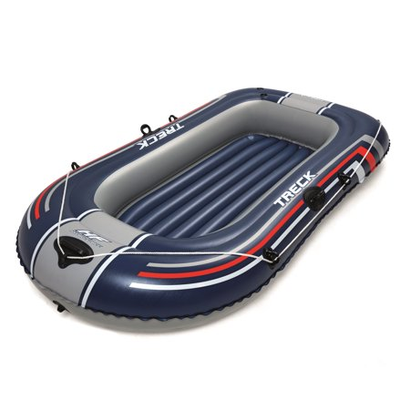 Bestway Hydro Force Treck X1 Inflatable 2 Person Water Fishing River Raft