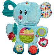 Playskool Fold 'n Go Busy Elephant, Blue