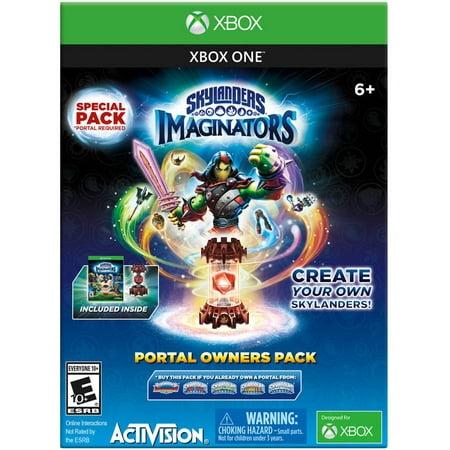Skylanders Imaginators Portal Owners Pack  Walmart Exclusive   Xbox One