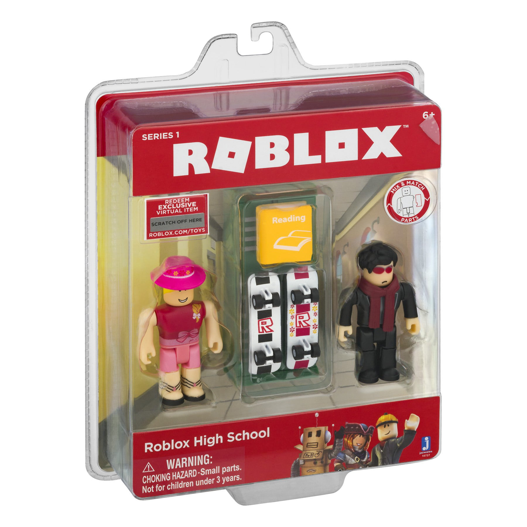 Roblox High School Outfit Codes For Girls Part 2 Unicorny Roblox Action Collection Roblox High School Game Pack Includes Exclusive Virtual Item Walmart Com Walmart Com