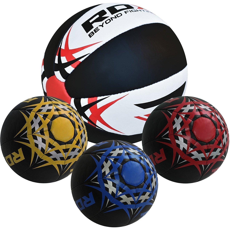 RDX MBR Medicine Ball Soft Exercise Gym Training Slam Set 5kg-12kg