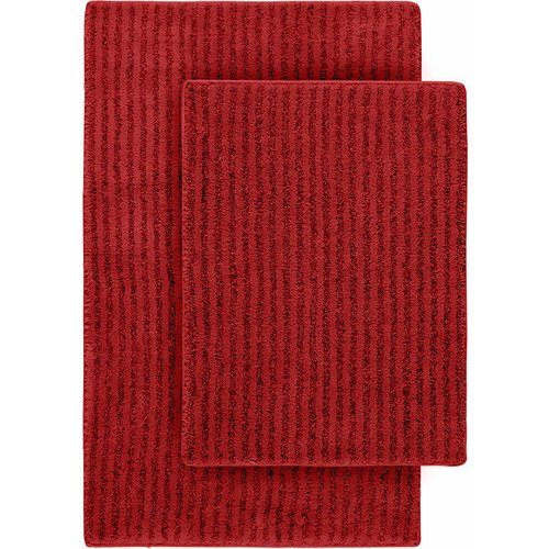 Walmart Purple Rug: Sheridan Nylon 2-Piece Washable Bathroom Rug Set
