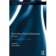 The Politics of the Globalization of Law - eBook