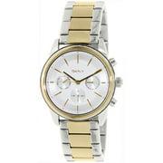 Women's Rockaway NY2333 Silver Stainless-Steel Quartz Watch