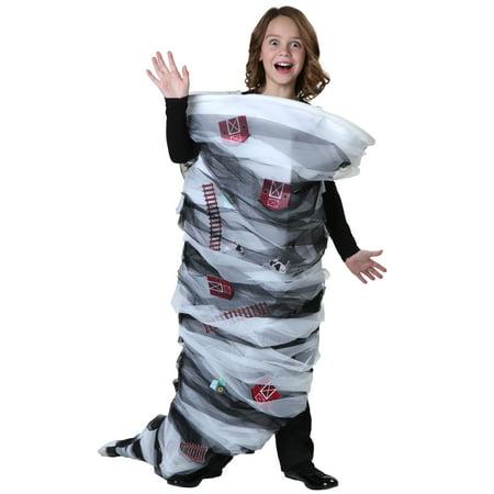 Child Tornado Costume