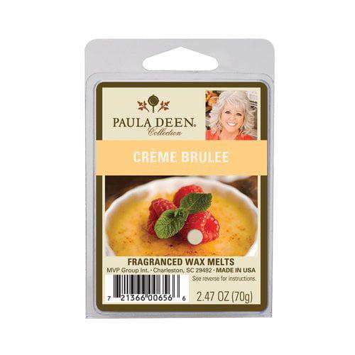 Paula Deen Creme Brulee Cube Melts