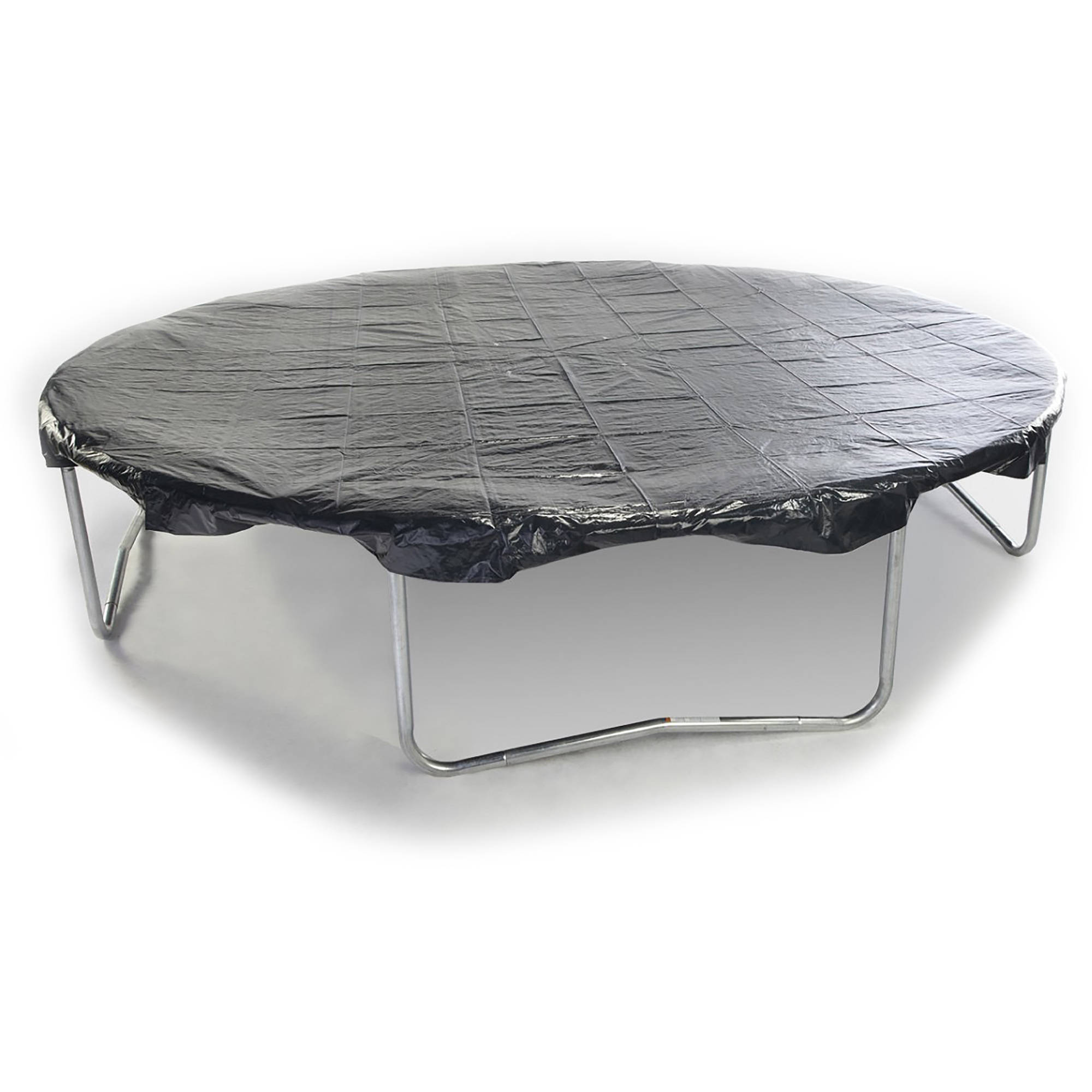 JumpKing 12 ft. Black Trampoline Protective Weather Cover â Accessory for Round Trampolines Fits 12 ft.