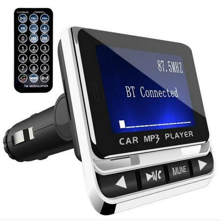 Wireless Bluetooth Car Music Player 1.3