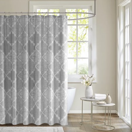 (Alcott Hill Harding Cotton Sateen Shower Curtain)