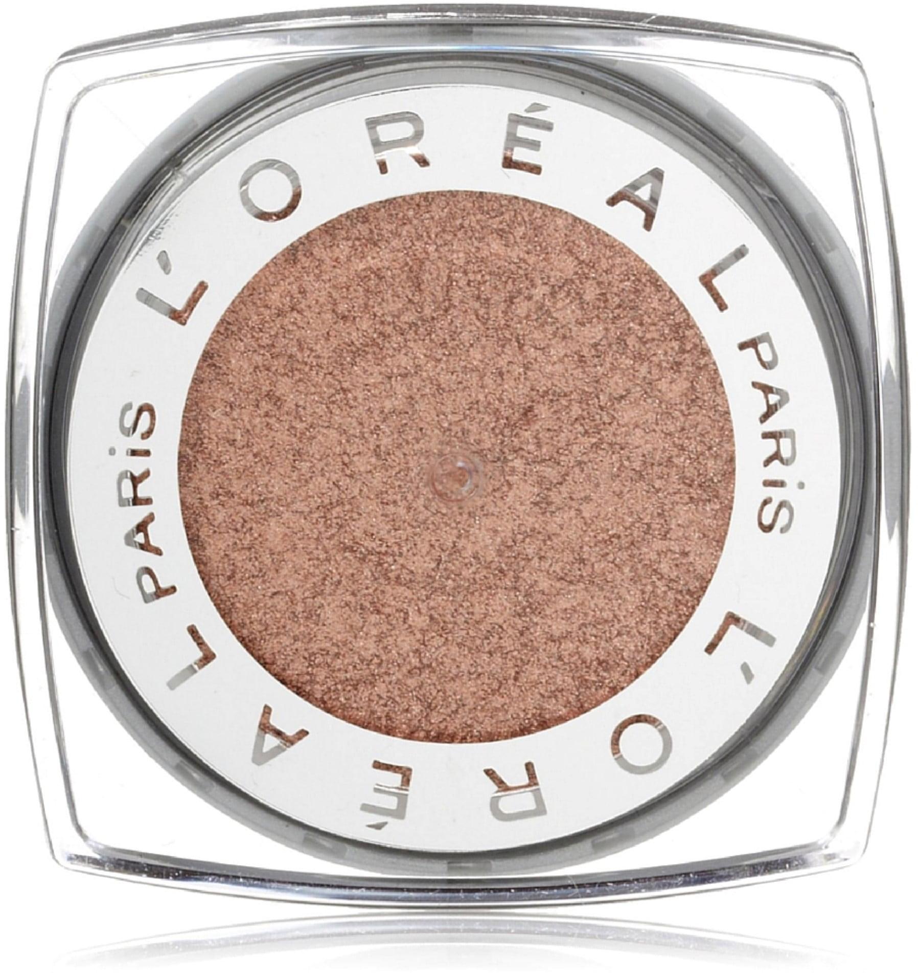 L'Oreal Paris Infallible 24 HR Eye Shadow, Amber Rush 0.12 oz (Pack of 2)
