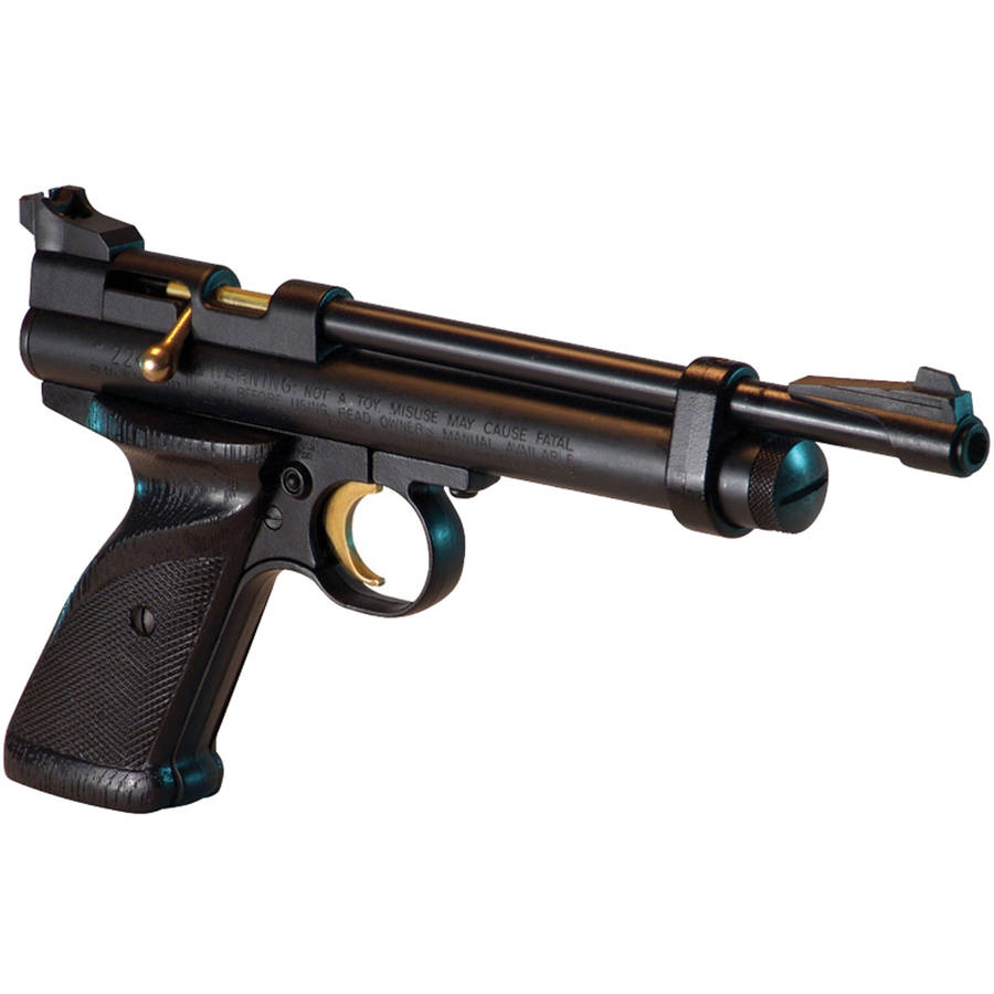 Crosman 2240 .22 Caliber Bolt Action CO2 Air Pistol