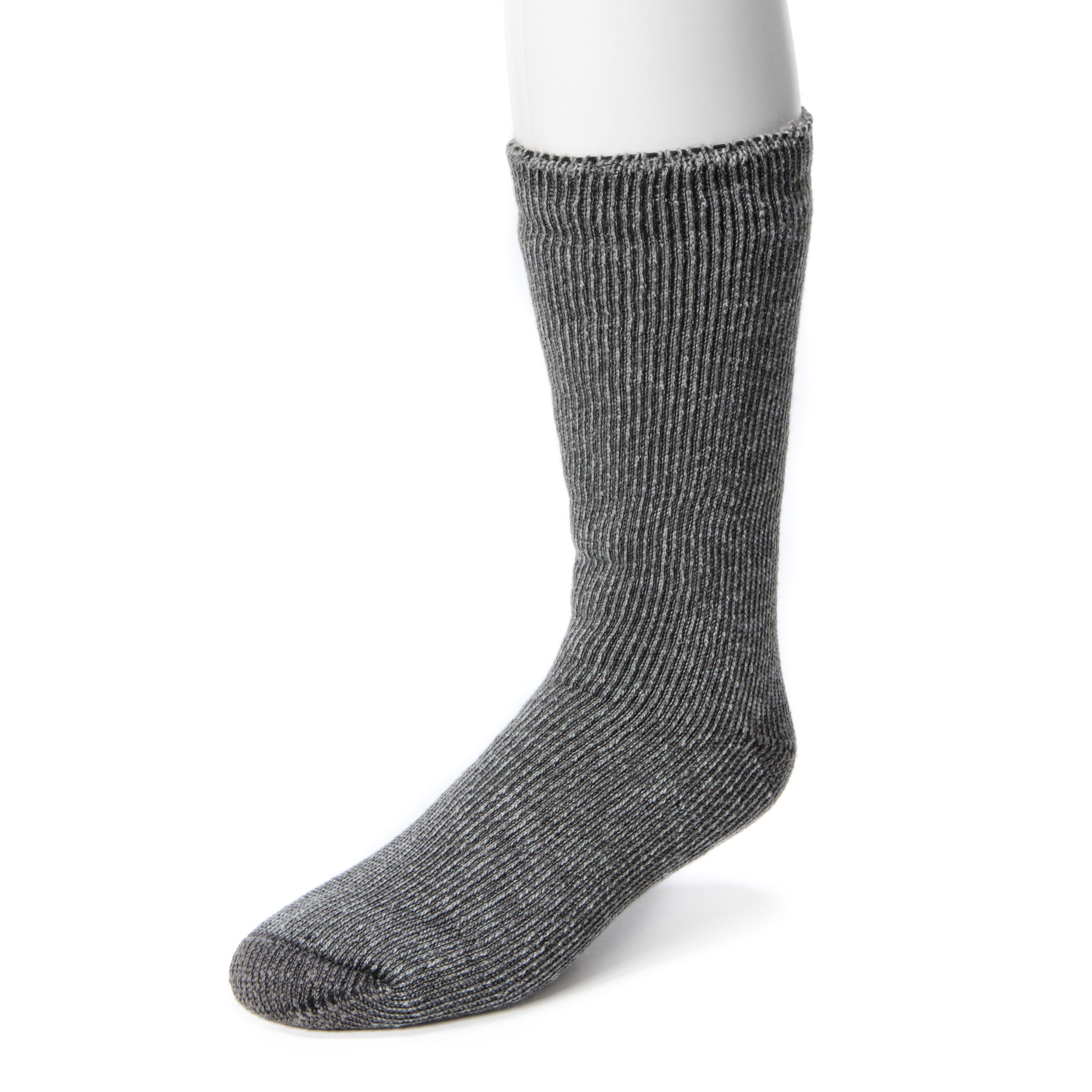 MUK LUKS Men's 1-Pair Thermal Socks by Reliable of Milwaukee