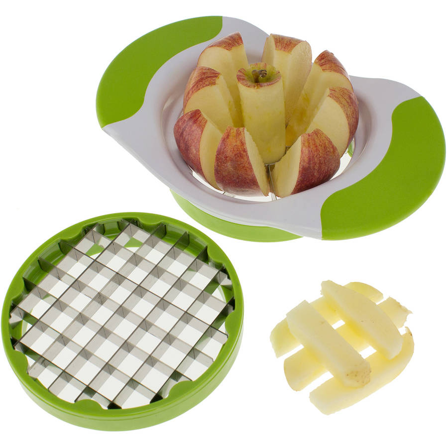 Freshware 2-in-1 Fruit and Vegetable Cutter, KT-431
