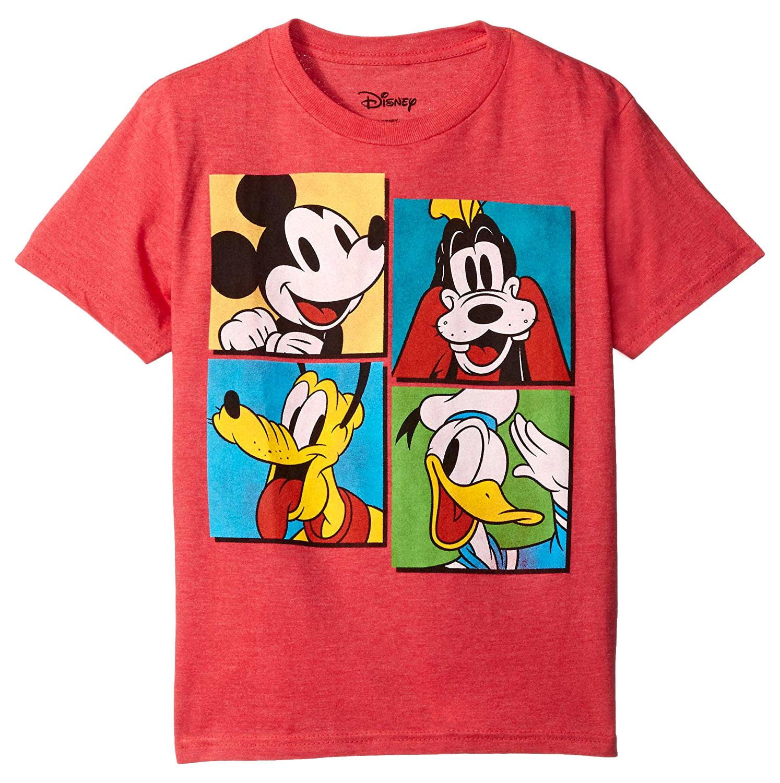 Donald Duck Mickey Ears Disney Custom T-shirt Personalize tshirt Birthday gift