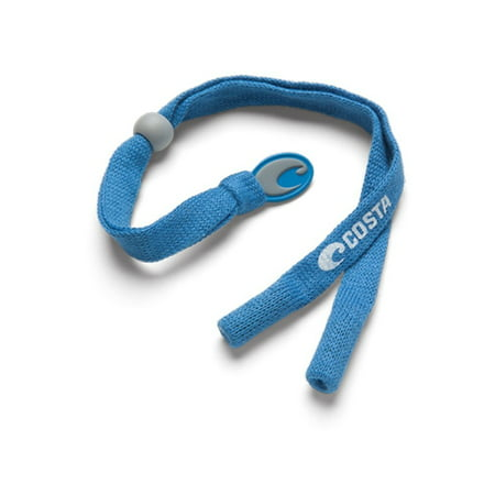 Costa Keeper Sunglass Retainer, Blue - CK (Wiz Khalifa White Glasses)